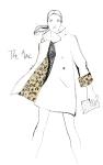 Louis Vuitton, Desenhos por Garance Dore