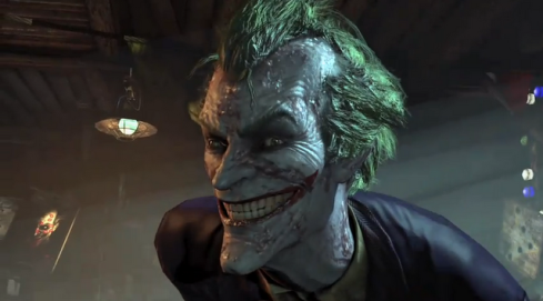 Coringa (Batman: Arkham City)