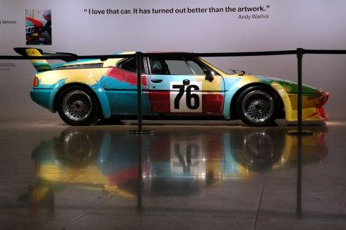04 - 1979 BMW M1 Group 4 Race Version por Andy Warhol