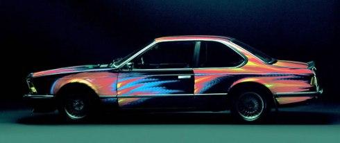 05 - 1982 BMW 635 CSi por Ernst Fuchs