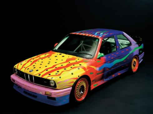 08 - 1989 BMW M3 Group A Race Version por Ken Done