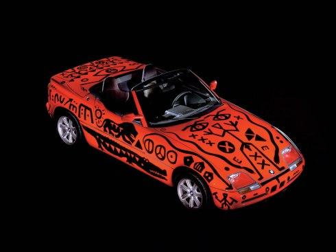 11 - 1991 BMW Z1 por A.R. Penck