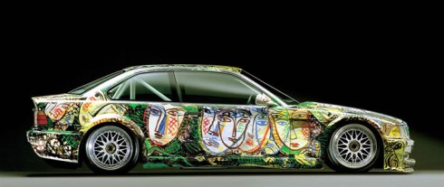 13 - 1992 BMW 3-Series Racing Prototype por Sandro Chia