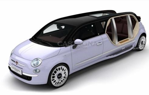 Fiat 500 LimoSun