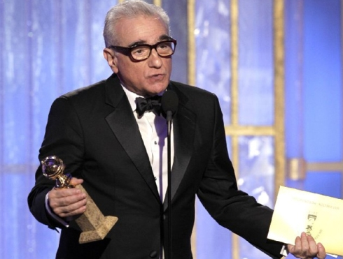 Martin Scorsese Hugo