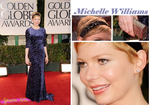 Michelle Williams Golden Globe