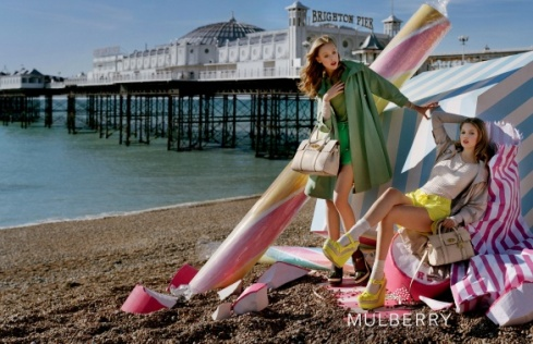 Mulberry Spring Summer 2012 Campaign