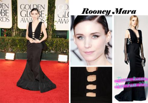 Rooney Mara   Golden Globe