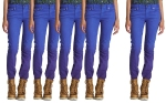 Ombré jeans