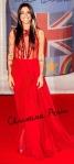 BRIT Awards 2012 Christina Perri