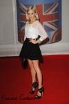 BRIT Awards 2012 Fearne Cotton