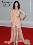 The BRIT Awards 2012 -  Florence Welch