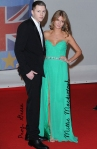 BRIT Awards 2012 Green e Millie Mackintosh