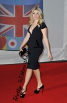 The BRIT Awards 2012 - Holly Willoughby
