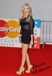 The BRIT Awards 2012 - Laura Whitmore