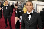bugs_Oscar 2012_men red carpet_Pharrell Williams