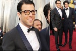 bugs_Oscar 2012_men red carpet_Zachary Quinto