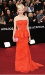 bugs_oscar 2012_Red Carpet_Michelle Williams_Louis Vuitton