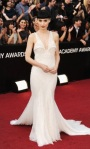 bugs_oscar 2012_Red Carpet_Rooney Mara_Givenchy Haute Couture