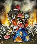 Mario vs. Bomberman
