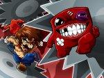 Mario vs. Meat Boy