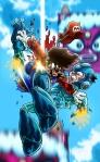 Mario vs. Mega Man