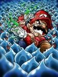 Mario vs. Slimes