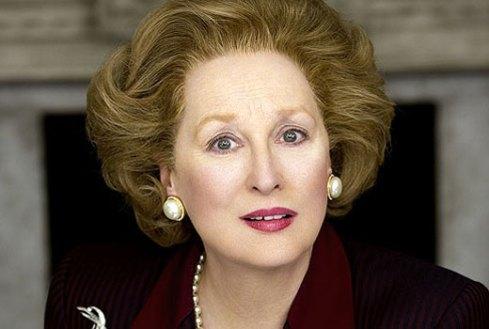 Prêmio Oscar 2012 Atriz Meryl Streep