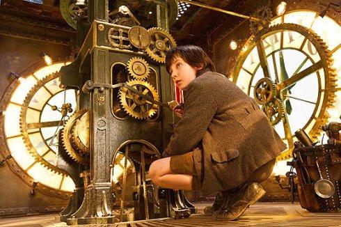 Premio Oscar 2012 Direção de Arte Hugo
