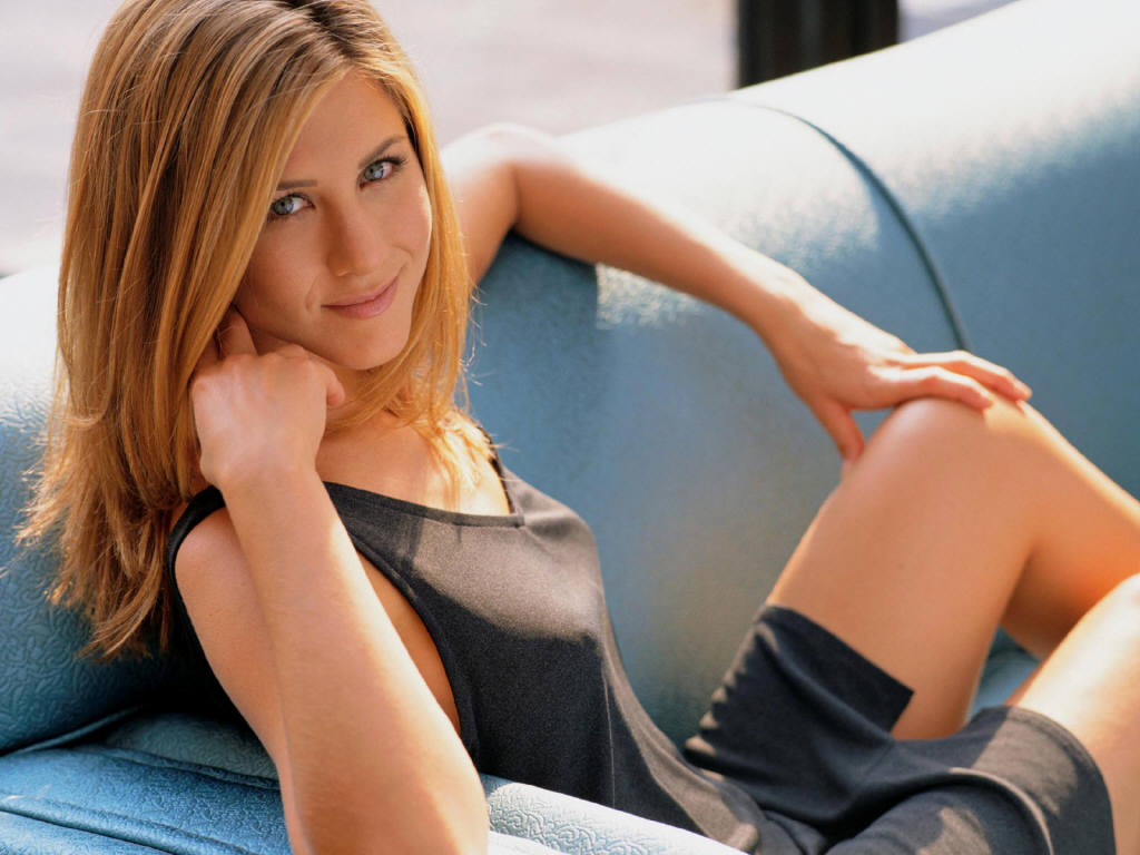 Sexy pictures of jennifer aniston