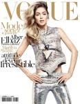 Doutzen Kroes na Vogue Paris por David Sims