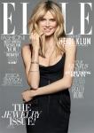 Heidi Klum na Elle Abril