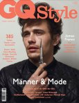 James Franco na GQ Style Alemanha por Mariano Vivanco