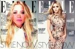 Mary-Kate e Ashley Olsen na Elle UK por Alexei Hay