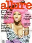 Nicki Minaj na Allure