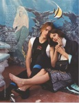 BUGS Editorial Bruce Weber Vogue UK Abril 13