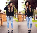BUGS Street Style Jeans 03