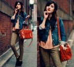 BUGS Street Style Jeans 11