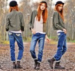 BUGS Street Style Jeans 22