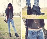 BUGS Street Style Jeans 27