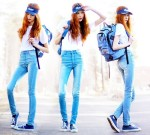 BUGS Street Style Jeans 34