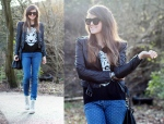 BUGS Street Style Jeans 36