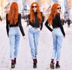 BUGS Street Style Jeans 44