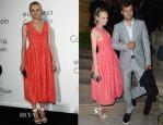 Diane Kruger veste Calvin Klein
