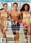 Hope Solo, Ryan Lochte, e Serena Williams