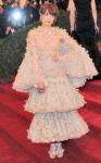 Florence Welch veste Alexander McQueen