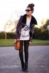 Street Style T Shirt 04