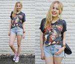 Street Style T Shirt 08