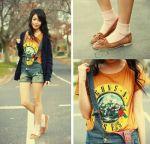 Street Style T Shirt 12