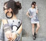 Street Style T Shirt 23